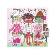 Rachel Ellen Stationery Pamper Party Secret Diary