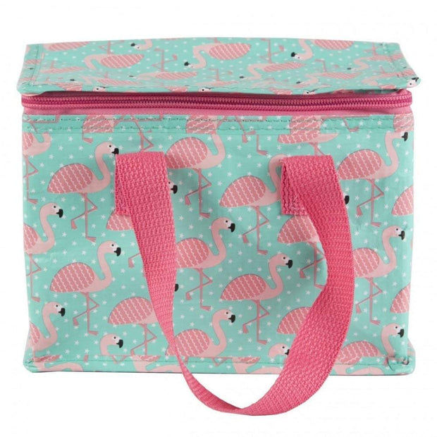 Sass & Belle Lunch Bags, Boxes & Tins Flamingo Cool Lunch Bag