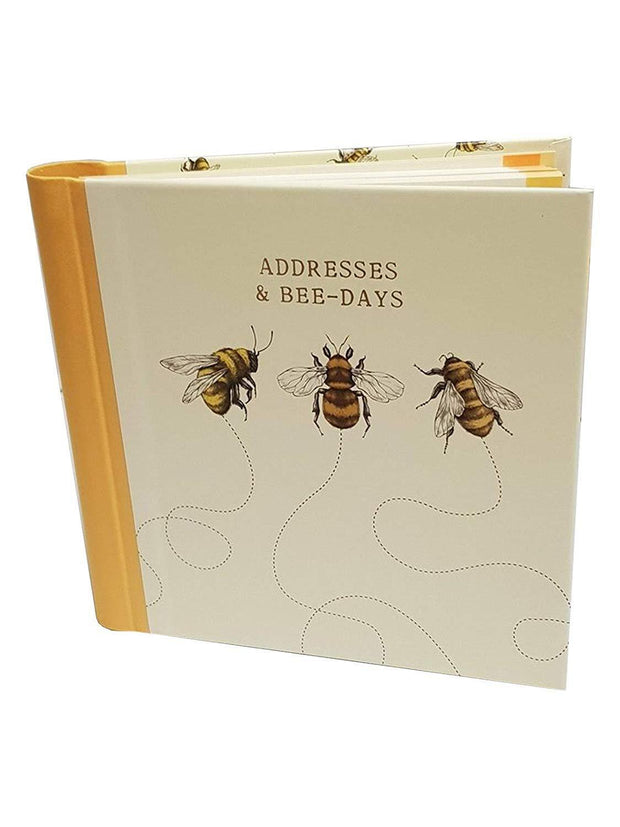 The Artfile Stationary Planners Addresses and Bee-Days Organiser