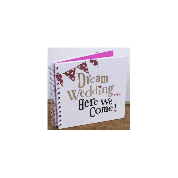 The Bright Side Journals 'Dream Wedding...Here We Come' Wedding Planner