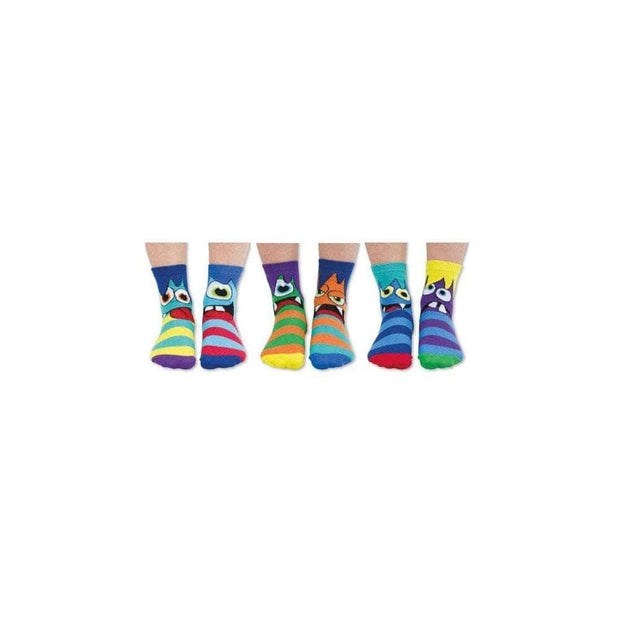 United Odd Socks Socks United Oddsocks - Boys Mini Mashers Socks - Size 9-12