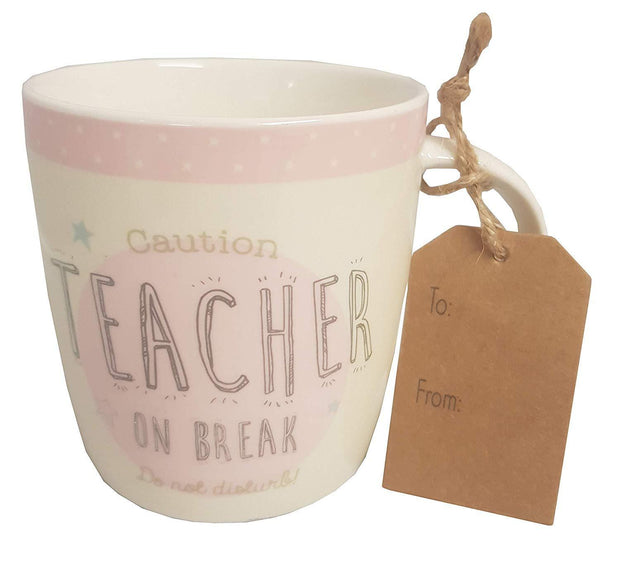 Widdop Gifts Mugs & Drinkware Ceramic Novelty Gift Mug For Teachers