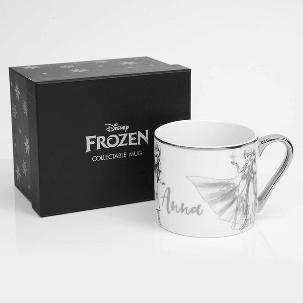 Widdop Gifts Mugs & Drinkware Disney Collectable Classic Anna Mug With Gift Box
