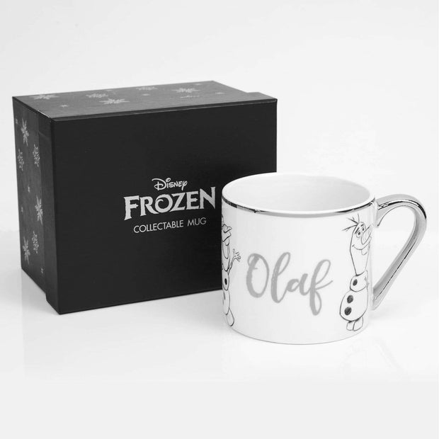 Widdop Gifts Mugs & Drinkware Disney Collectable Classic Olaf Mug With Gift Box