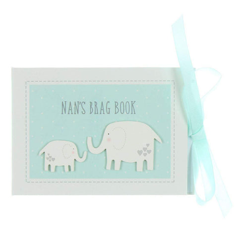 Widdop Gifts Photo Frames & Albums Nan's Brag Book Photo Album