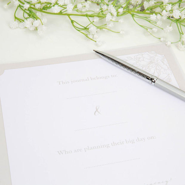 Widdop Gifts Planners Amore Our Wedding Journey Wedding Planner