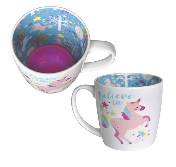 WPL Mugs & Drinkware Believe In Unicorns Mug