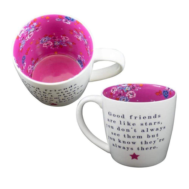 WPL Mugs & Drinkware Friends Are Like Stars Pretty Mug