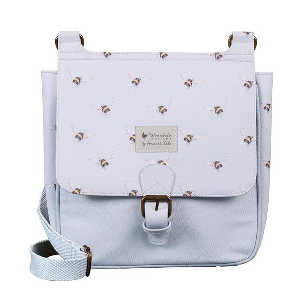 Wrendale Designs Bags Flight of the Bumble Bee Satchel Bag