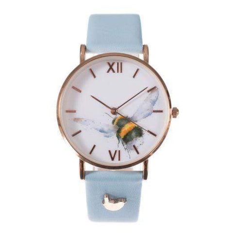 Wrendale Designs Watch Copy of Time Well Spent 'Birds of a feather' Watch