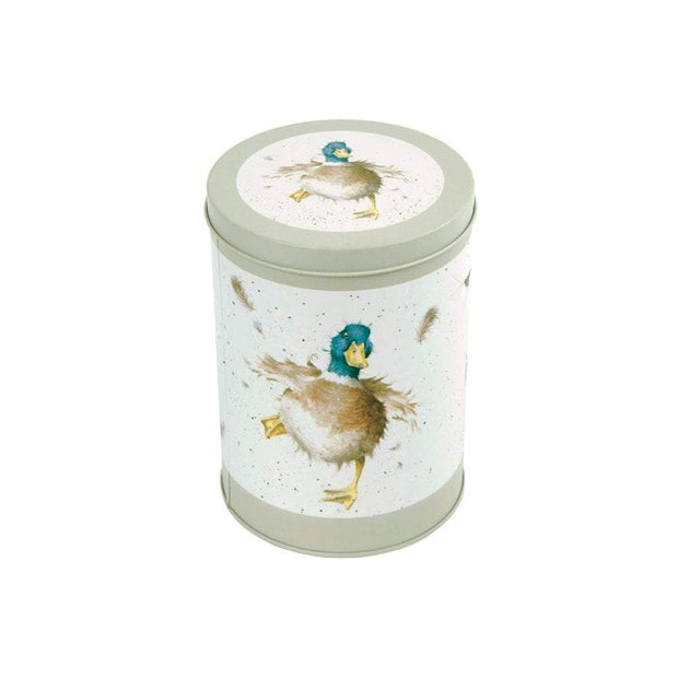 Wrendale Designs Jugs Illustrated Small Canister Storage Tin
