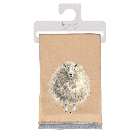 Wrendale Designs Scarves The Wooly Jumper Winter Scarf In Gift Bag