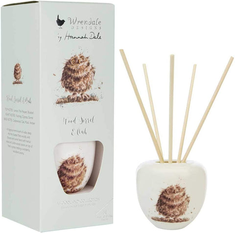 Wrendale Designs Candles & Diffusers Wood Sorrel & Oak Fragranced Reed Diffuser