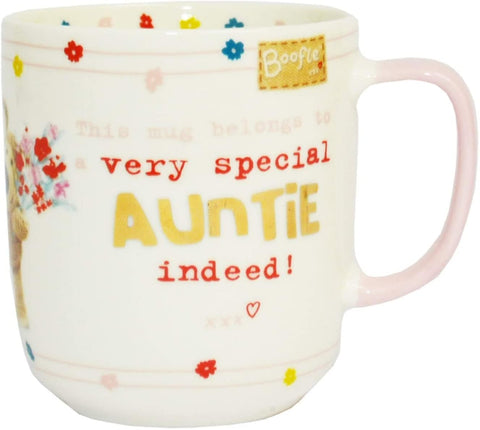 Xpressions Mugs & Drinkware Boofle Very Special Auntie