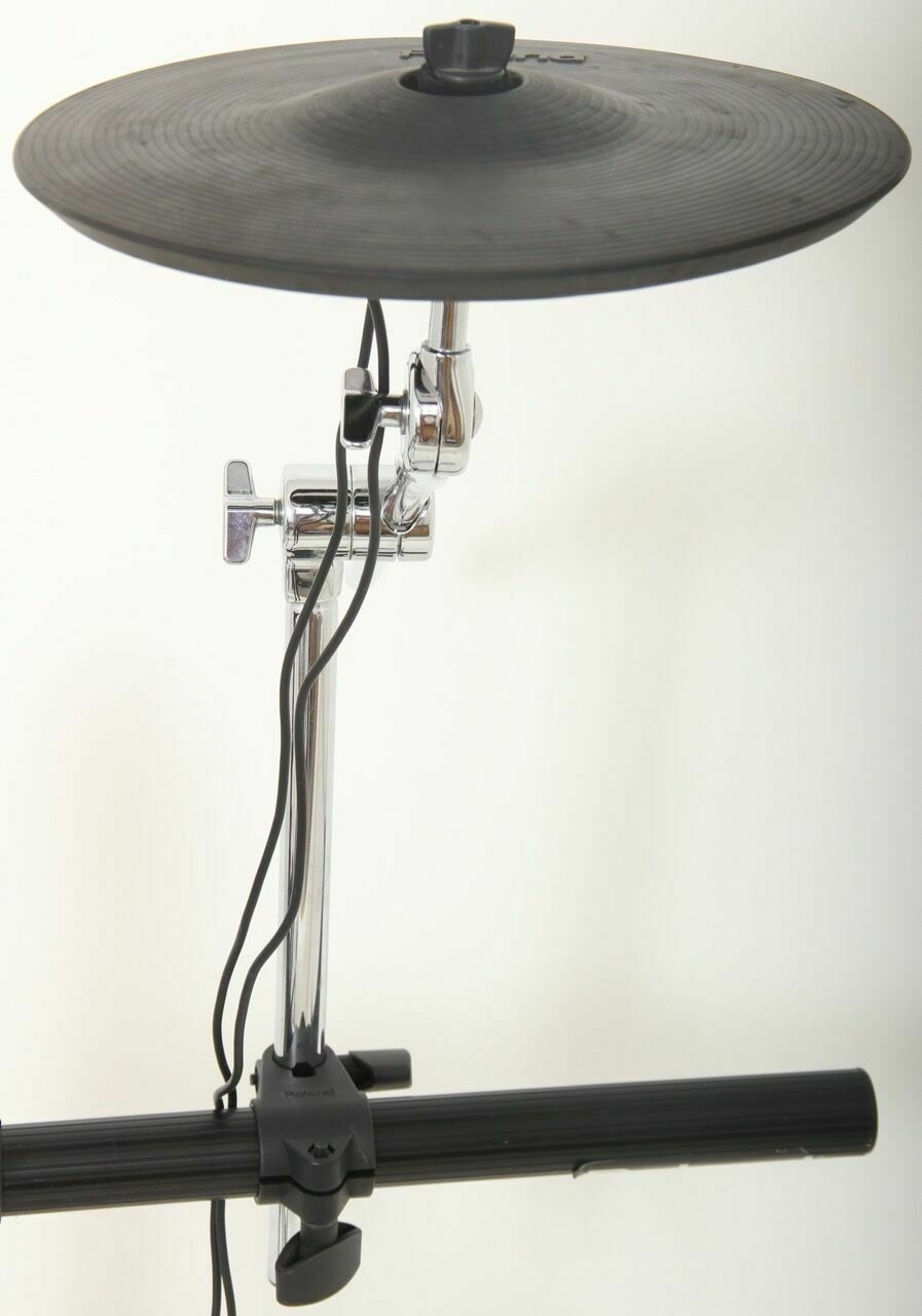 "Lead Rack Clamp Roland CY-8 Electronic Dual Trigger 12/"" Cymbal Mount//Arm"