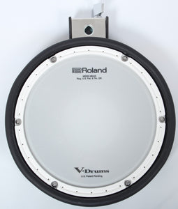 "Roland PDX-8 LATEST MODEL 10"" Dual Trigger Mesh  Electronic Snare / Tom Pad"