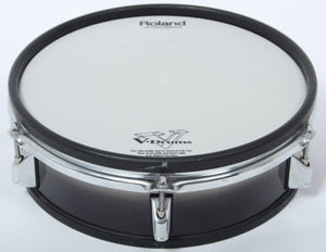 "Roland PD-125BK SNARE 12"" Dual Trigger Mesh Electronic Drum Pad For Electric Kit 3"