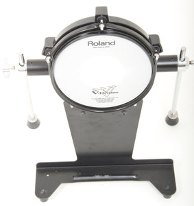 "Roland KD-85BK Black Electronic 8"" Bass Drum Trigger Pad"
