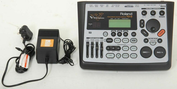 Roland TD-8 Electronic Drum Module Brain