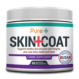 Skin & Coat for Dogs (60 Soft Chews)