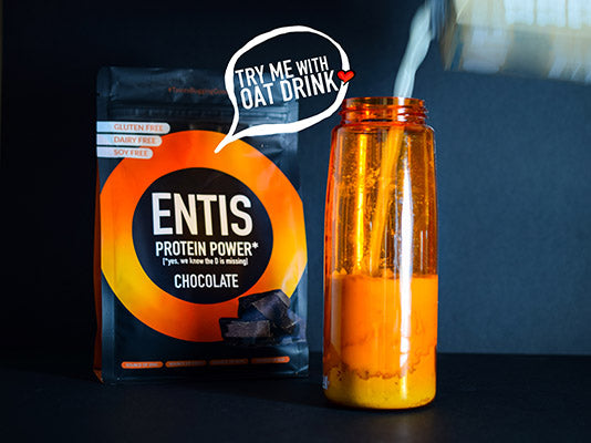 5 Reasons to Try Entis Protein Power*