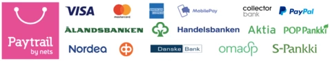 Payment options in Entisstore