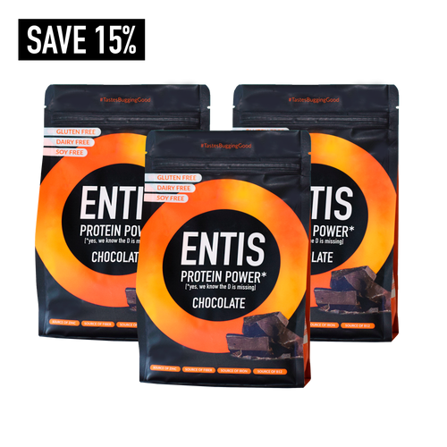Entis protein power 3 pack
