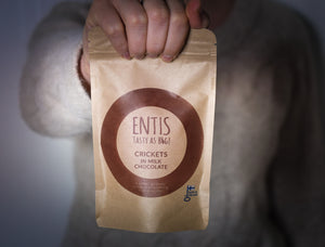 Try Entis Milk Cricket Chocolate for FREE