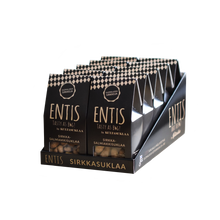 Load image into Gallery viewer, Entis cricket chocolate liquorice 10 pack