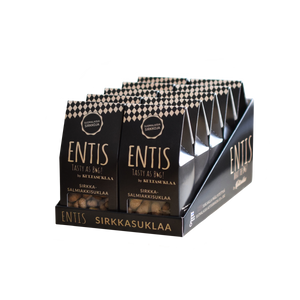 Entis cricket chocolate liquorice 10 pack