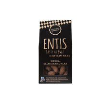 Load image into Gallery viewer, Entis cricket chocolate liquorice package