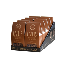 Load image into Gallery viewer, Entis milk chocolate with crickets 10 pack. Edible insects are here tastier than ever!
