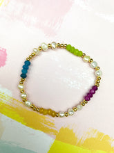 Load image into Gallery viewer, Minimalist Colorful Bracelet