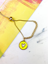 Load image into Gallery viewer, Colorful Heart Bracelet