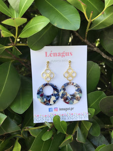 Long Statement Earrings 1.1