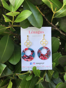 Long Statement Earrings 1.0