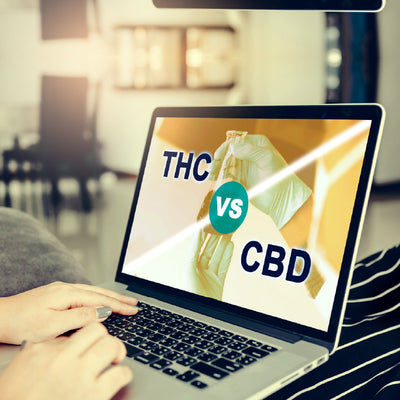 CBD vs. THC. What's the Difference?