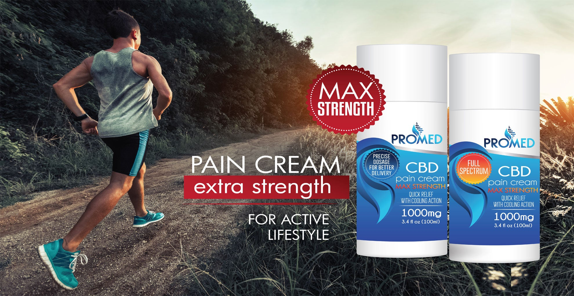 promed cbd pain cream
