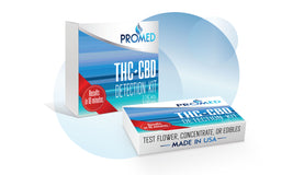 Combo THC+CBD Detection Kit