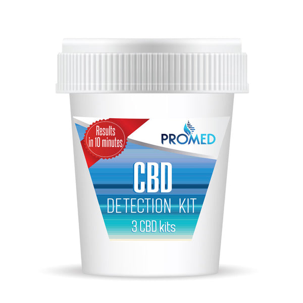 CBD Detection Kit - ProMED CBD