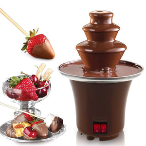 Pro™ Mini Chocolate Fountain Machine - TheShinyStore