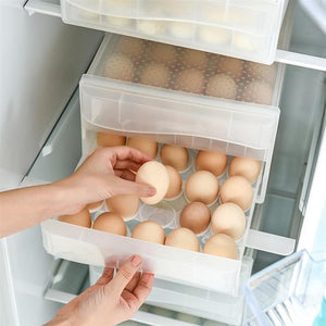 Drawer Type Egg Storage Box
