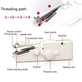 Handy Stitch™ Mini Handheld Sewing Machine - TheShinyStore