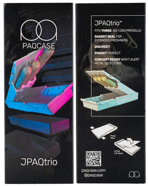 [COVID19 DELAY] JPAQtrio Ultra-Sleek & Protective Joint Case - White
