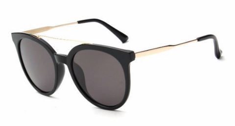 Rose Lake Co. | Cecilia Sunnies - Black