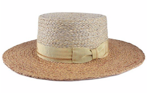 Rose Lake Co. | Bonnie Boater Hat