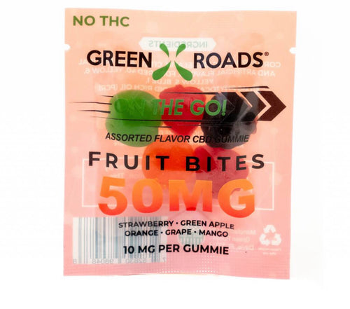 Green Roads Fruit Bites