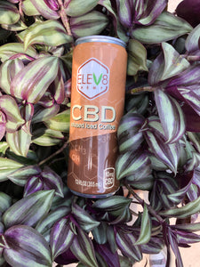 Elev8 CBD Iced Coffee