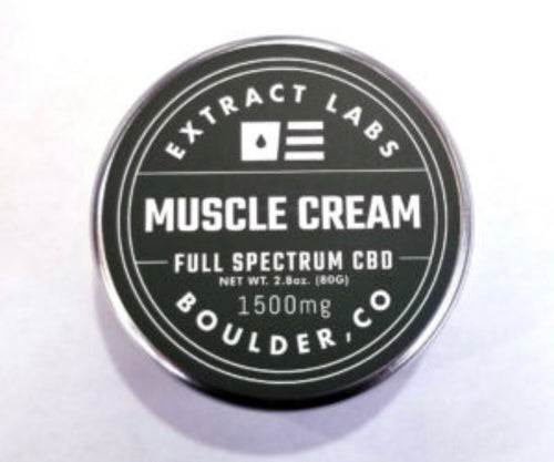 Extract Labs Muscle Cream 1500mg
