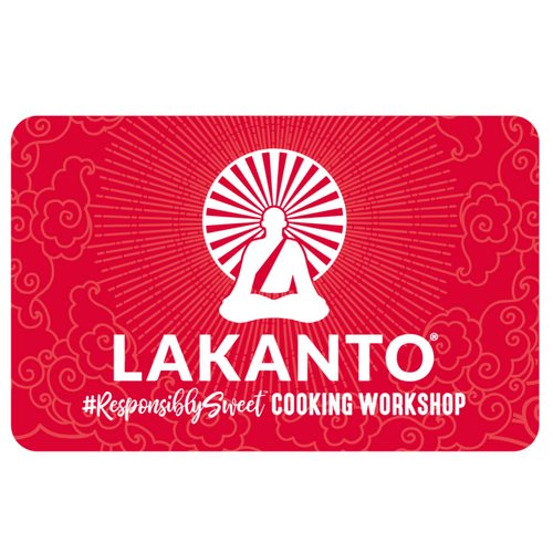 Lakanto Cooking Workshop Voucher